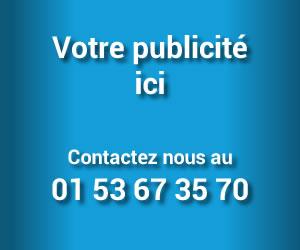 Pour afficher votre publicité contactez nous.